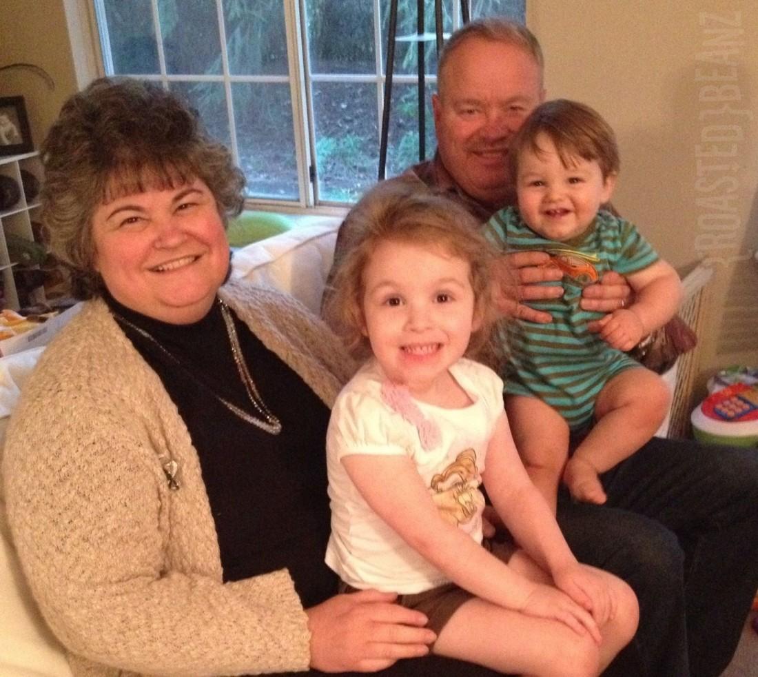 Happy Grandparents Day #DipDipHooray