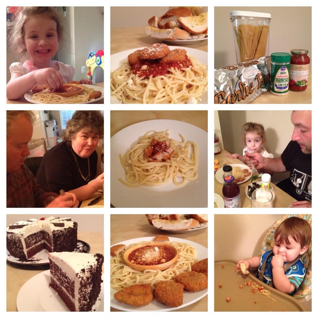 #DipDipHooray Dinner