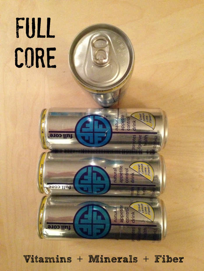 Full Core #StopSnacking
