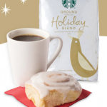 Sam&#039;s Club: Starbucks Holiday Blend Cinnamon Rolls #DeliciousPairings