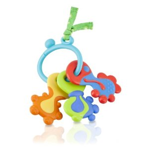 Nuby Teething Keys