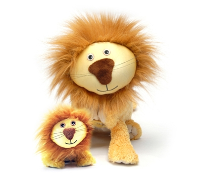Zoobies Lencho The Lion With Mini Plush Giveaway