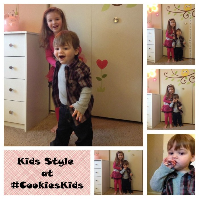 © roastedbeanz.com: Kids Style at #CookiesKids