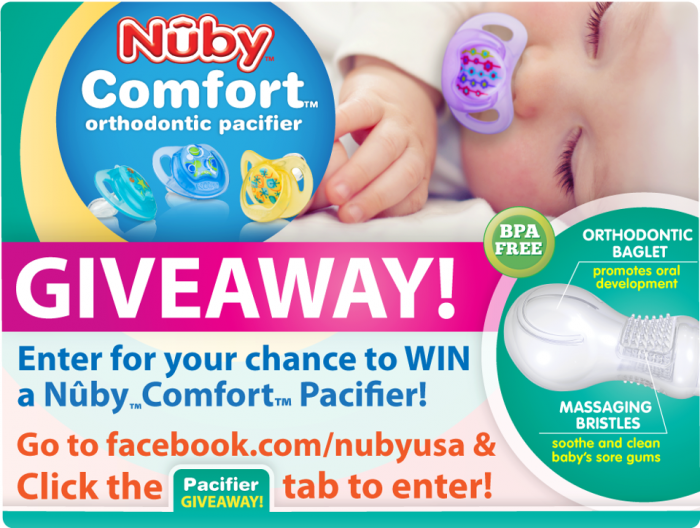 Nuby USA Facebook Contest