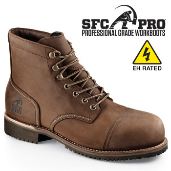 SFC Pro Professional Grade Workboot: Empire via Shoes For Crews