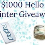 Hello Winter Giveaway