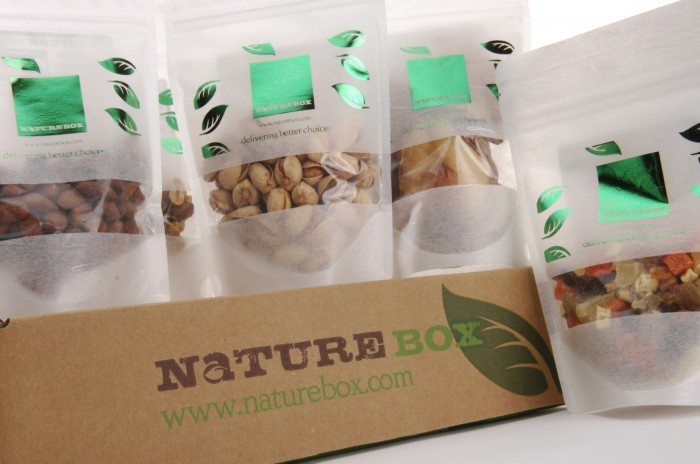 Nature Box Stock Photo