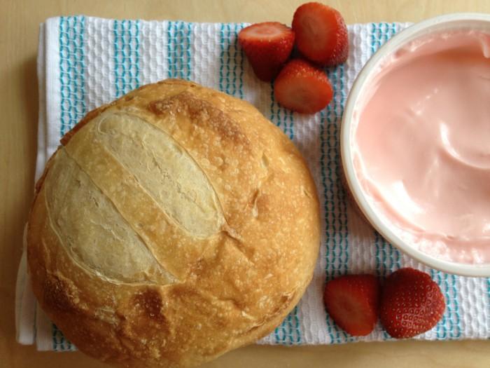 © roastedbeanz.com: #EccePanis Neo Tuscan Boule Bread