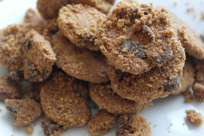 Roasted Beanz: Newmans Own Organic Cookie Review