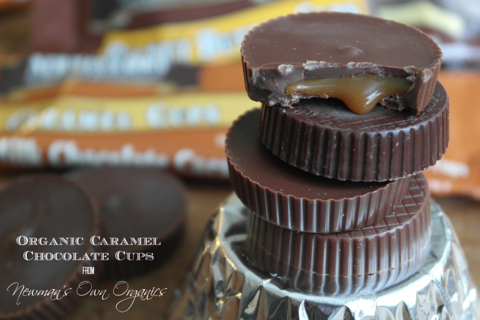 Roasted Beanz: Newmans Own Organic Chocolate Cups Review
