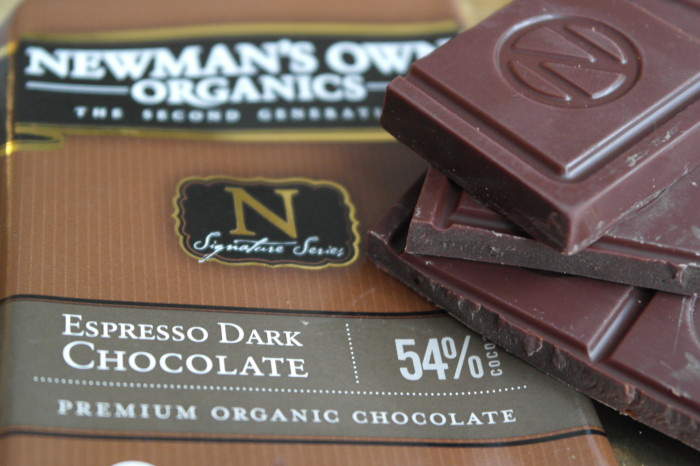 Roasted Beanz: Newmans Own Organic Chocolate Review