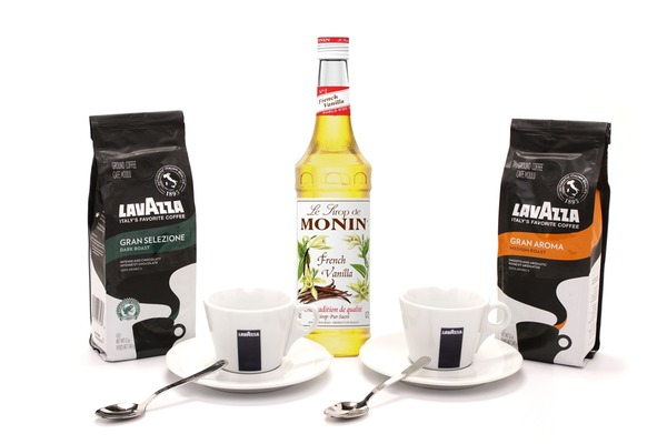 Roasted Beanz: Lavazza coffee - Breakfast In Bed Gift Set