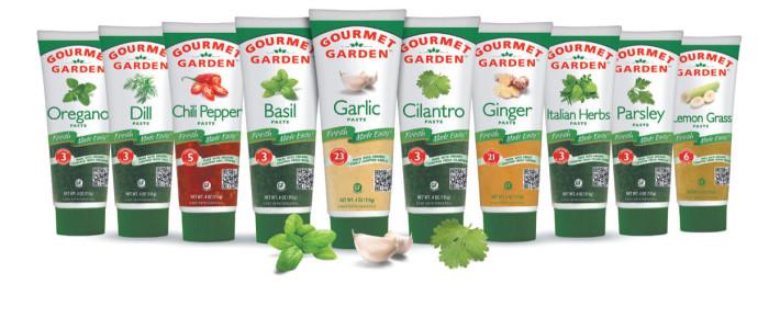 Roasted Beanz: Gourmet Garden #15MinutesSuppers