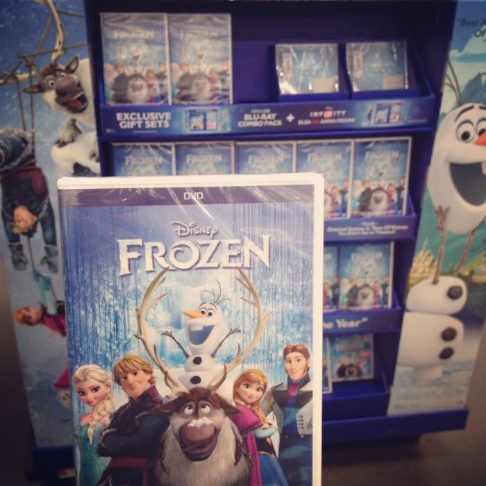 Roasted Beanz: Disney Frozen Dvd #FROZENFun #shop #collectivebias