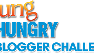 Young & Hungry Blogger Challenge
