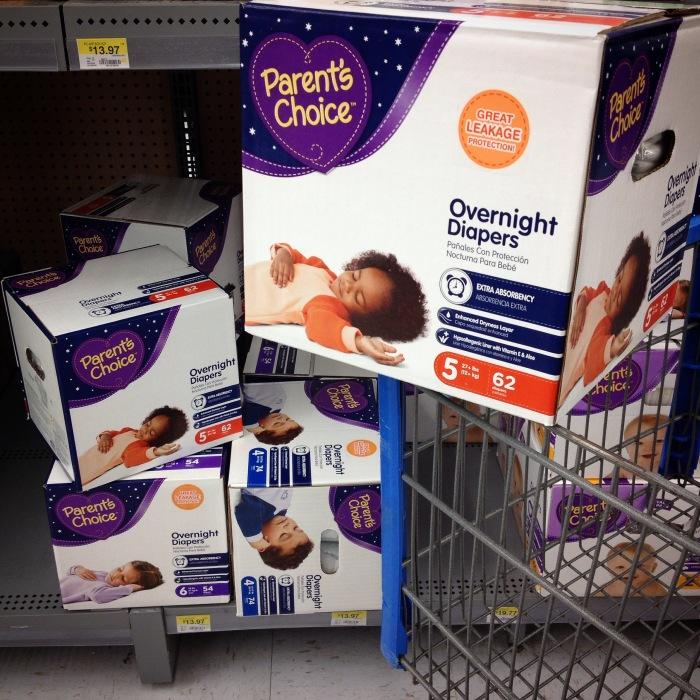 walmart parents choice diapers babydiapersavings shop cbias