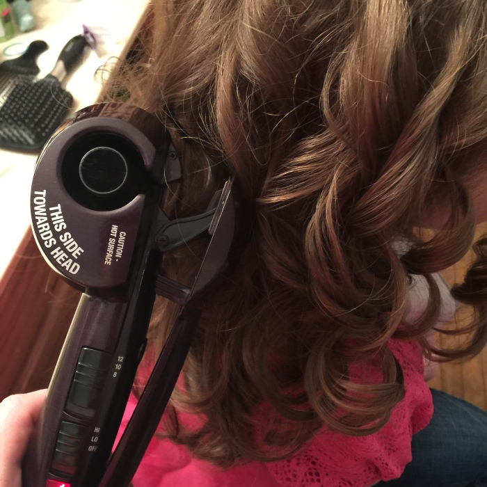 Everyday looks with the Conair Curl Secret and Conair Pro 3Q © Rachel Hull www.roastedbeanz.com #HeartMyHair #Ad #Cbias #Shop