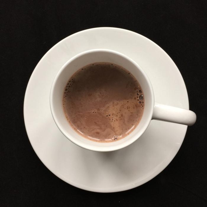 Tabasco Chipotle Espresso Hot Cocoa Christmas Brunch Recipe © Rachel Hull www.roastedbeanz.com #SeasonedGreetings #Ad #Cbias #Shop