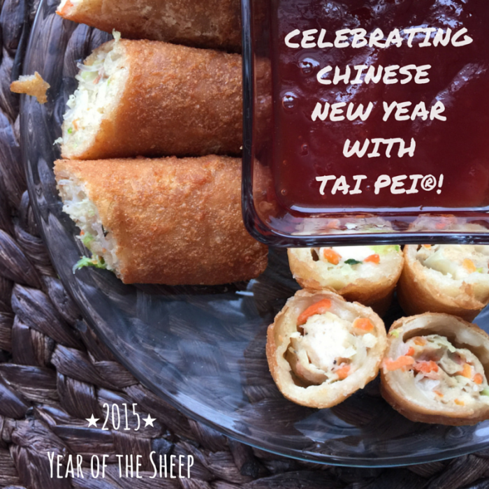 Celebrating New Year Fortune With Tai Pei Asian Cuisine! © Rachel Hull www.roastedbeanz.com #NewYearFortune #ad #collectivebias #shop