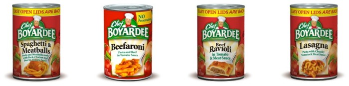 Chef Boyardee On Rollback At Walmart: © Rachel Hull www.roastedbeanz.com #LowPriceMeals #ad #collectivebias #shop