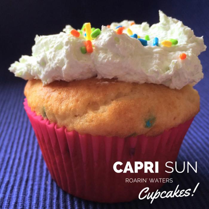 Capri Sun Roarin' Waters Recipes © www.roastedbeanz.com #KidsChoiceDrink #ad #collectivebias #shop