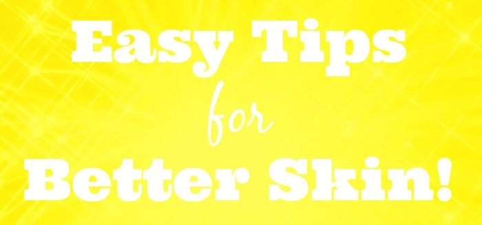 Easy Tips For Better Skin © www.roastedbeanz.com #HeartYourSkin #ad #collectivebias #shop