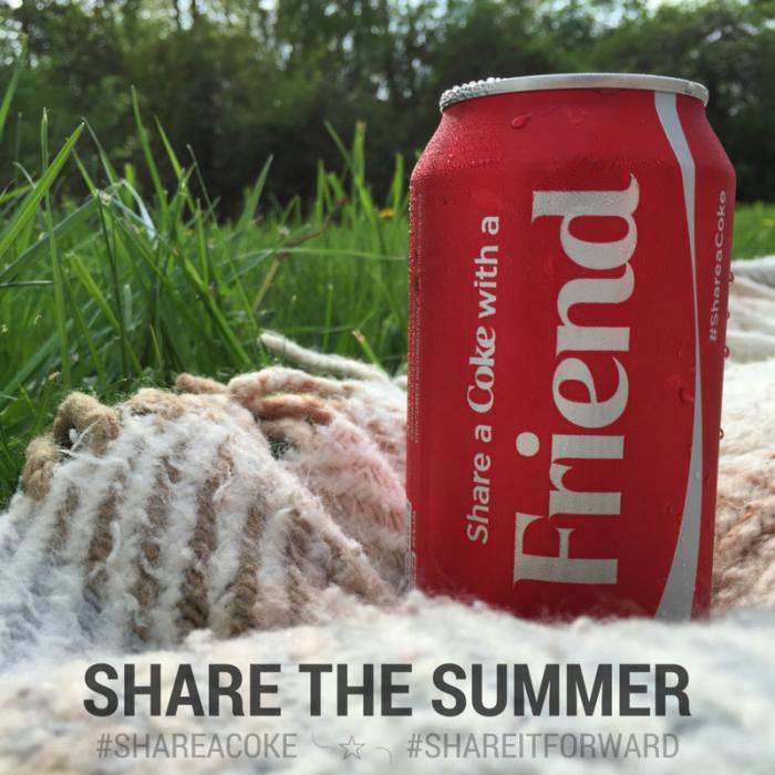 Share The Summer With Coca~Cola © www.roastedbeanz.com #ShareItForward #ad #collectivebias #shop