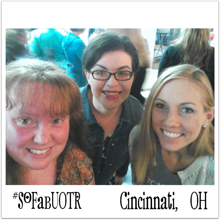 #SoFabUOTR: Cincinnati Social Fabric Blogging Conference 2015  #cbias