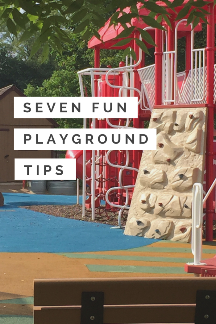 Top Seven Tips For Summer Fun At The Playground © www.roastedbeanz.com #FisherNutExactly #ad
