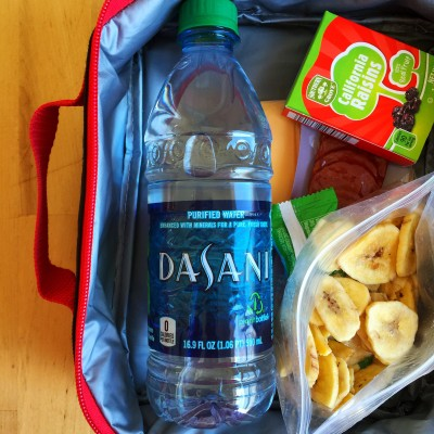 Keep School Lunches Sustainable With Dasani PlantBottle®